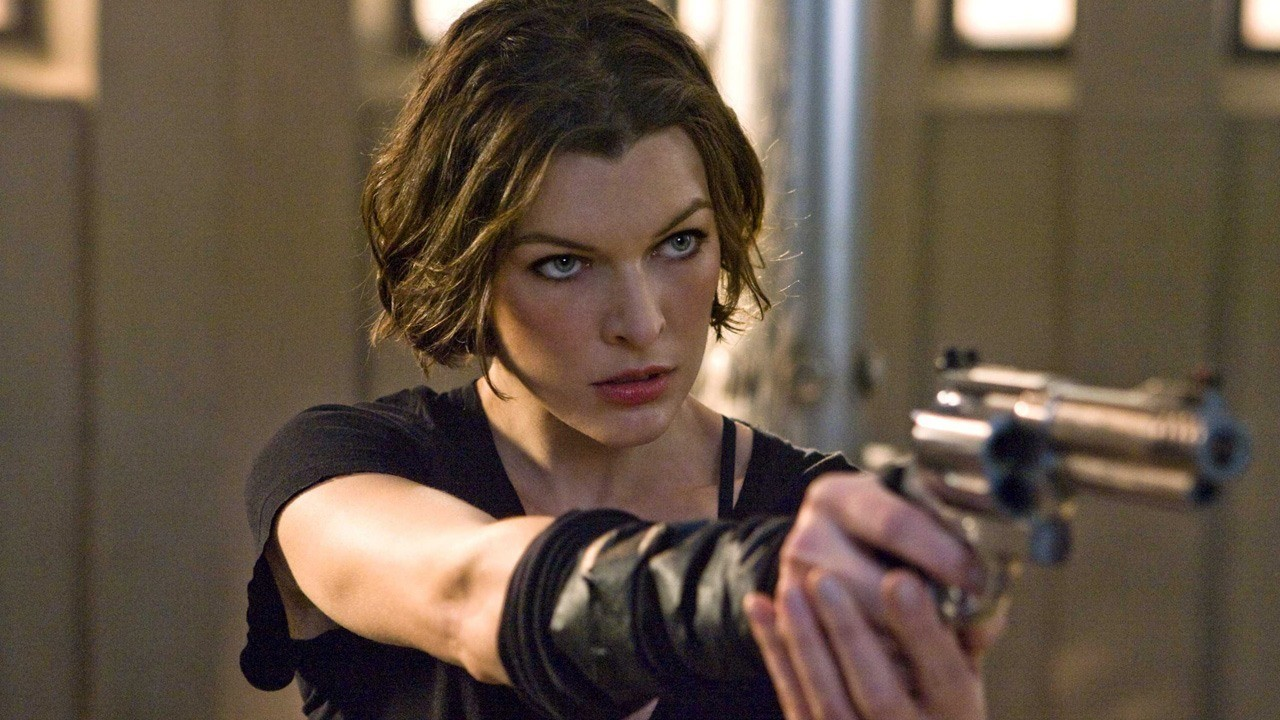 Best Action Actresses