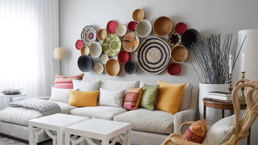 7 Ways to decorate the walls of your house