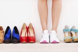small feet