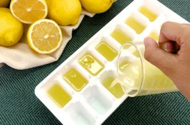How to store lemons